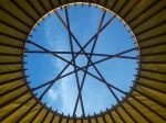 Elfin Star Giant Part Yurt
